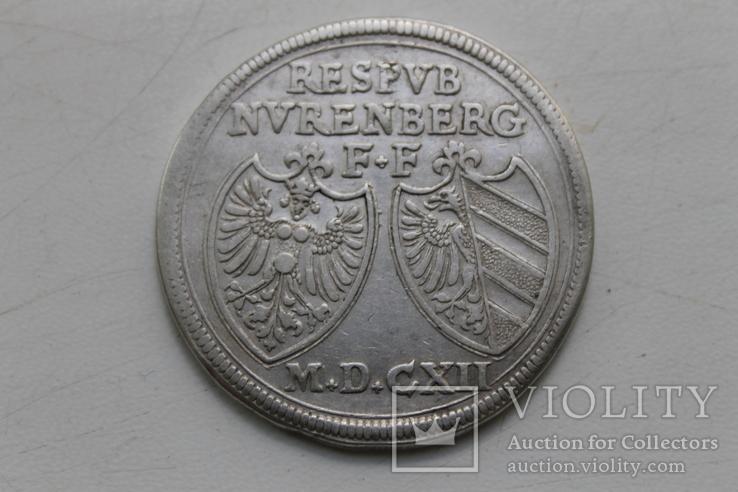 6о Крейцерів місто Нюрнберг 1612р, фото №5