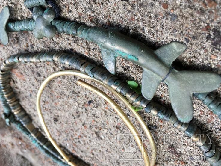 Комплекс шейных украшений, фото №10