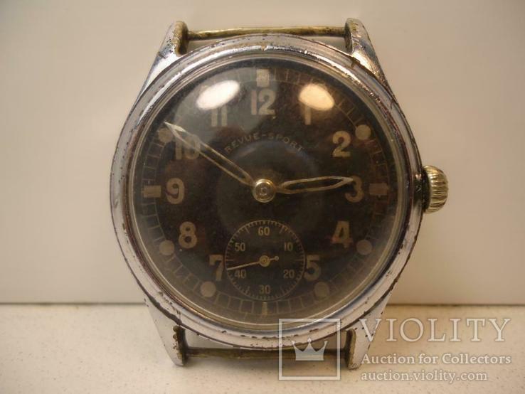 Часы REVUE-SPORT DH для Германии 1940-х