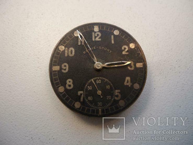 Часы REVUE-SPORT DH для Германии 1940-х, фото №3