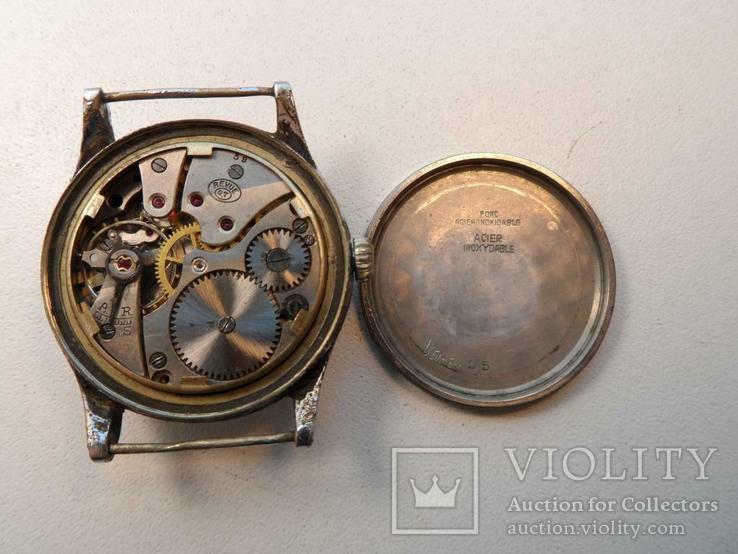 Часы REVUE-SPORT DH для Германии 1940-х, фото №7
