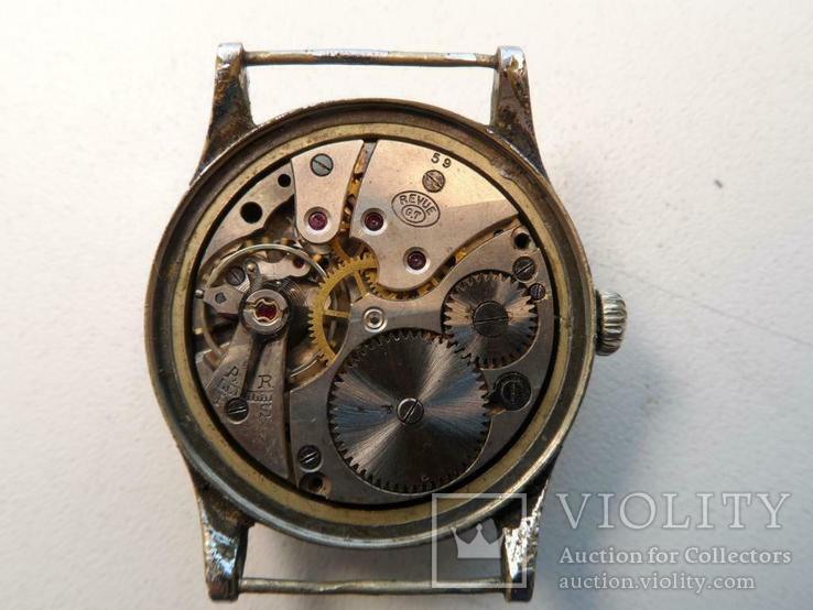 Часы REVUE-SPORT DH для Германии 1940-х, фото №8