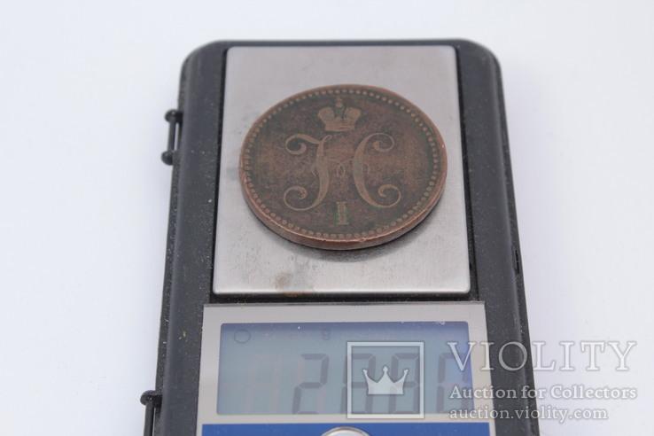 """№S1127 """" 3 копейки 1841 г. Е.М. """", фото №9"""
