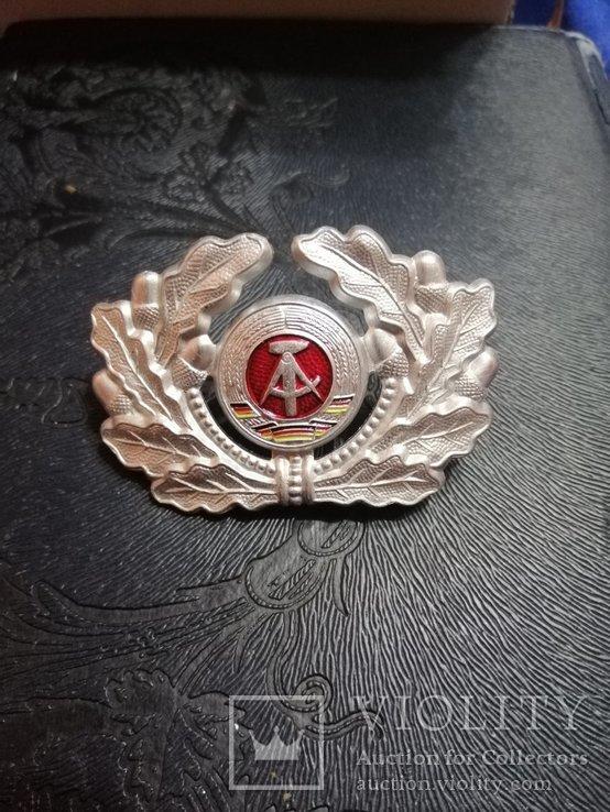 Кокарда ГДР малая, фото №2