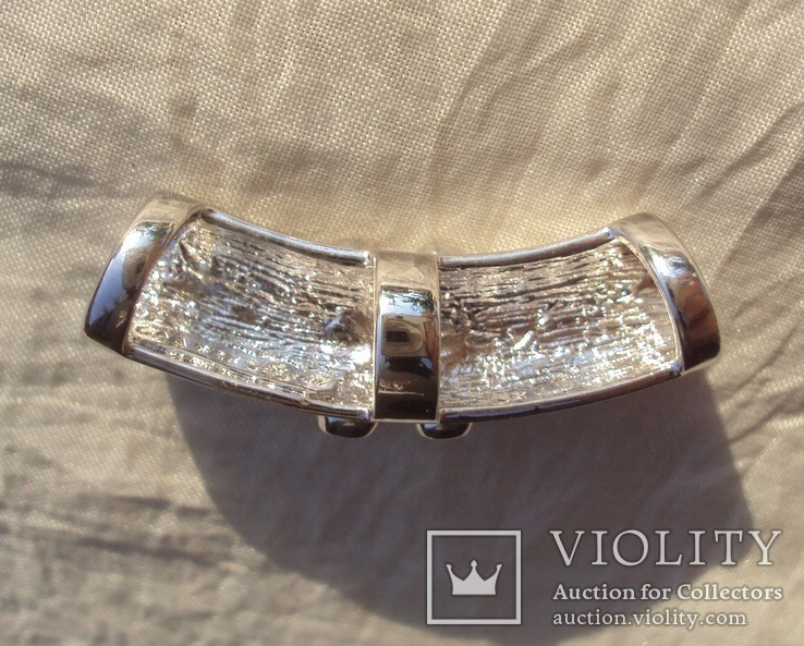 Колье серебро камни Италия., фото №6