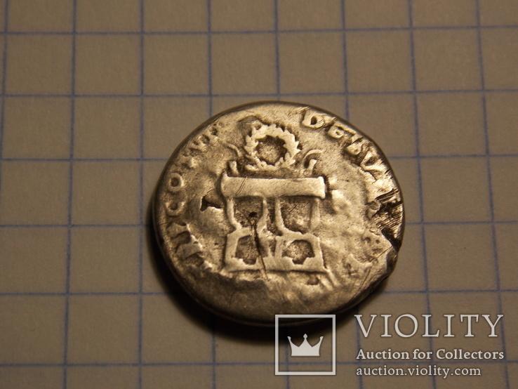 """Домициан """"Венок над курульным креслом"""", фото №6"""