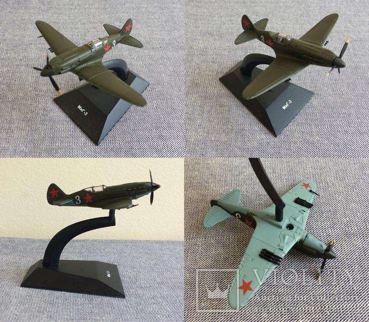 Модели самолётов СССР, 35 шт, фото №11