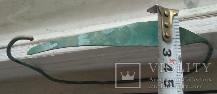 Большая шейная гривна периода неолита, возможно РЖВ., фото №3