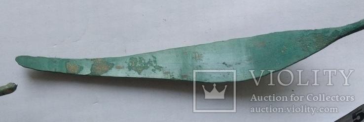 Большая шейная гривна периода неолита, возможно РЖВ., фото №5