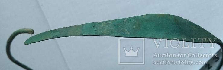 Большая шейная гривна периода неолита, возможно РЖВ., фото №6