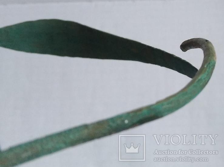 Большая шейная гривна периода неолита, возможно РЖВ., фото №10