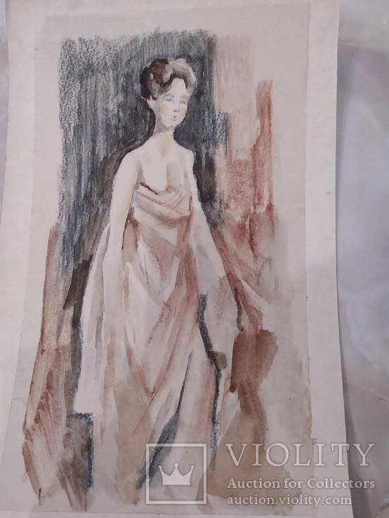 Портрет девушки, фото №5