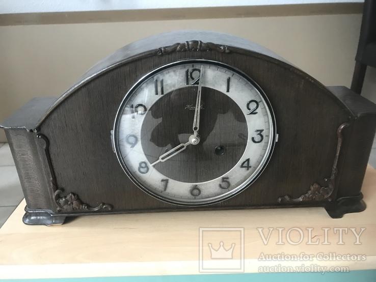 Каминные часы Kienzle