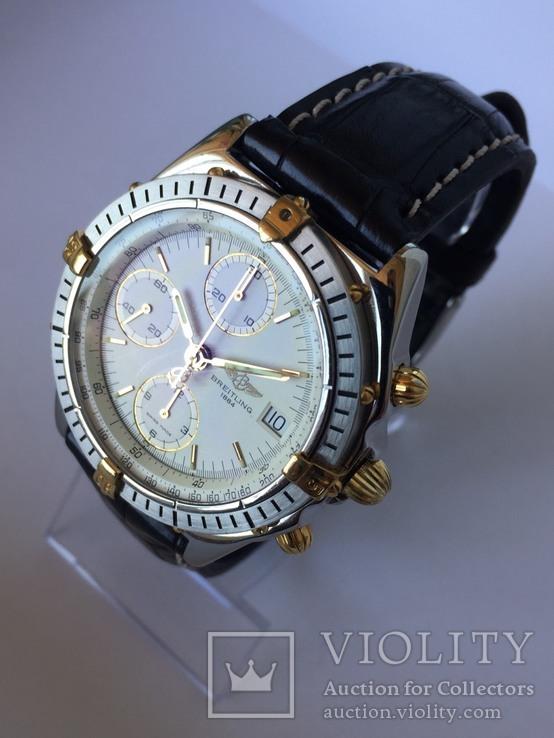 Часы фирмы-Breitling хронограф., фото №5