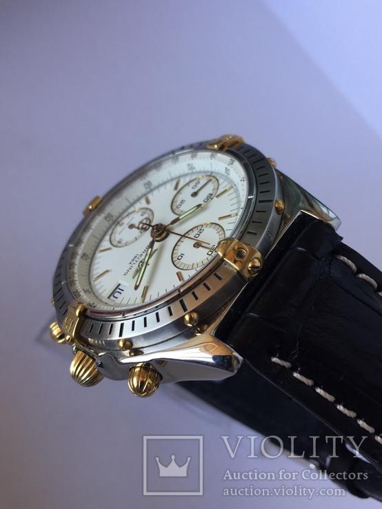 Часы фирмы-Breitling хронограф., фото №7