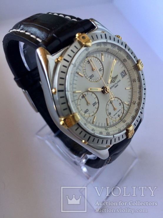 Часы фирмы-Breitling хронограф., фото №8