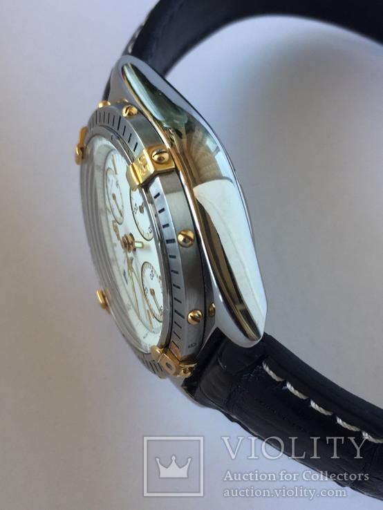 Часы фирмы-Breitling хронограф., фото №9