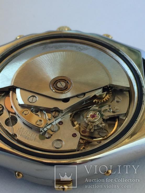 Часы фирмы-Breitling хронограф., фото №13