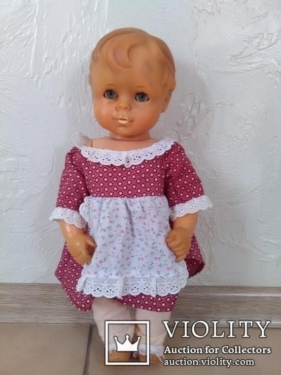 Кукла.40-см.ПР-ВО Германия.клеймо.