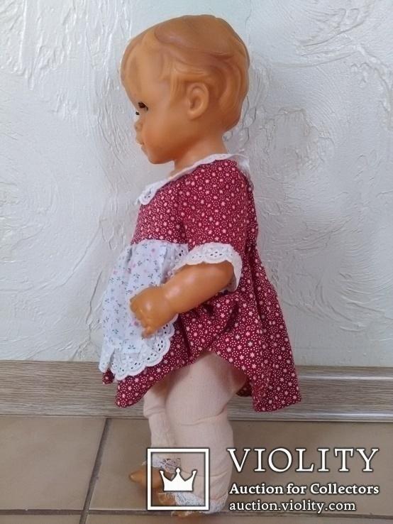 Кукла.40-см.ПР-ВО Германия.клеймо., фото №7