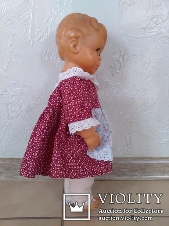 Кукла.40-см.ПР-ВО Германия.клеймо., фото №8