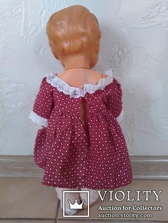 Кукла.40-см.ПР-ВО Германия.клеймо., фото №9