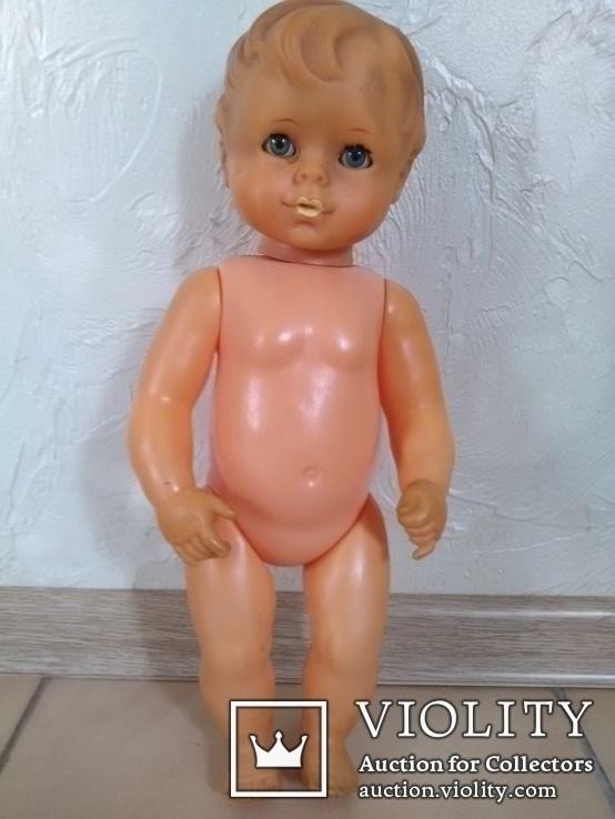 Кукла.40-см.ПР-ВО Германия.клеймо., фото №12