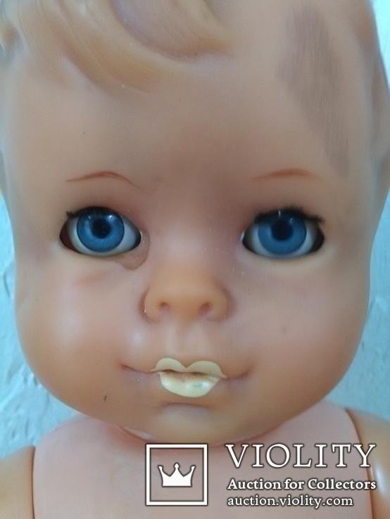 Кукла.40-см.ПР-ВО Германия.клеймо., фото №13