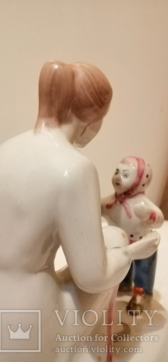 Мама с ребёнком, фото №4