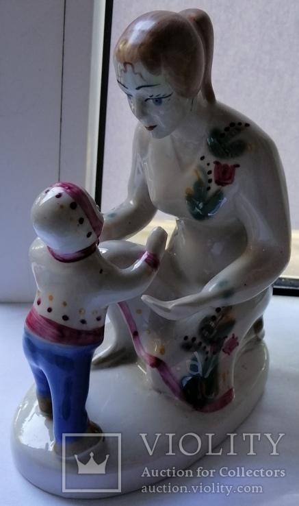 Мама с ребёнком, фото №6