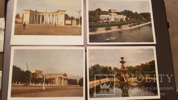 Днепропетровск. 7 открыток. 1956. Бакман, фото №2