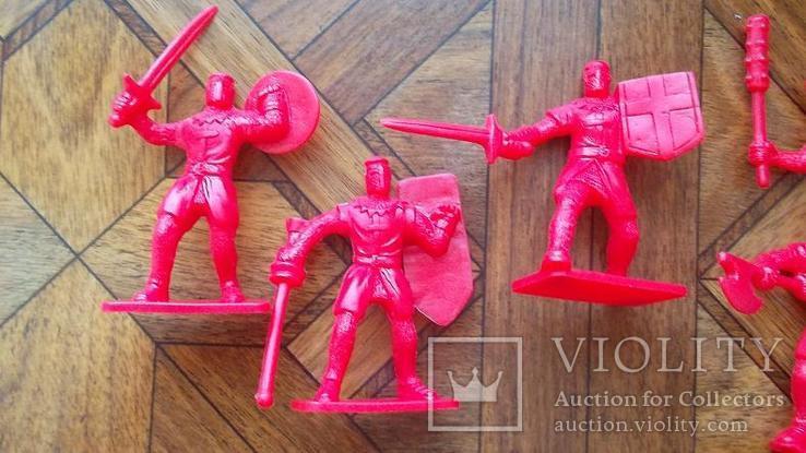Солдатики - 12 рыцарей, фото №5