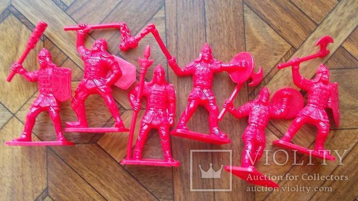 Солдатики - 12 рыцарей, фото №7