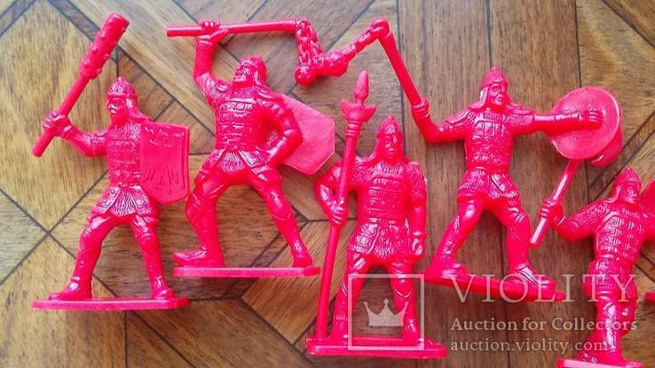 Солдатики - 12 рыцарей, фото №8