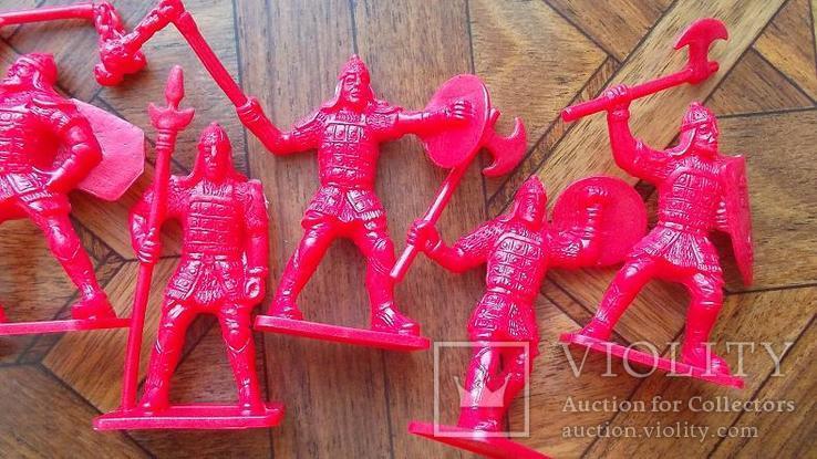 Солдатики - 12 рыцарей, фото №9