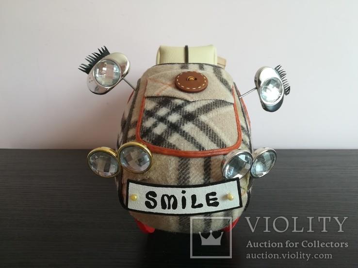 Джамала Смайл машина из клипа  Jamala - Smile, фото №4