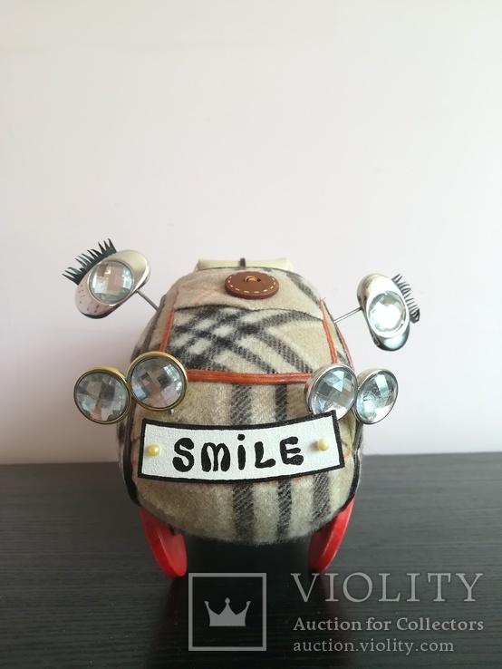 Джамала Смайл машина из клипа  Jamala - Smile, фото №9