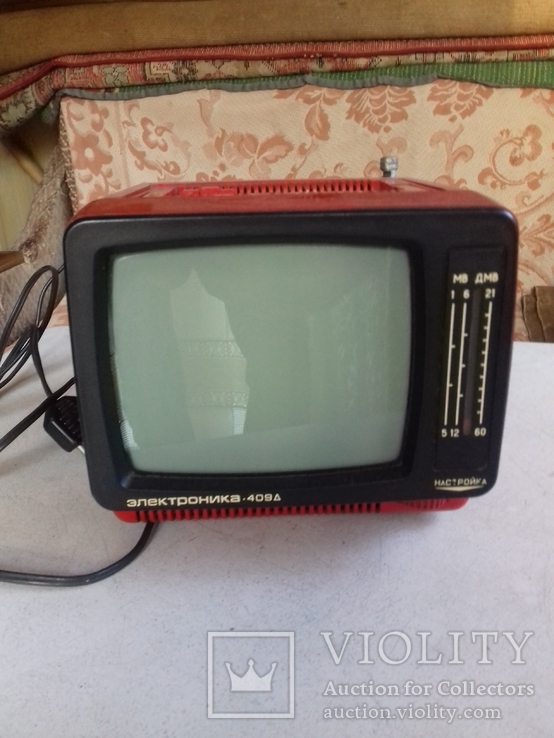 Электроника 409д
