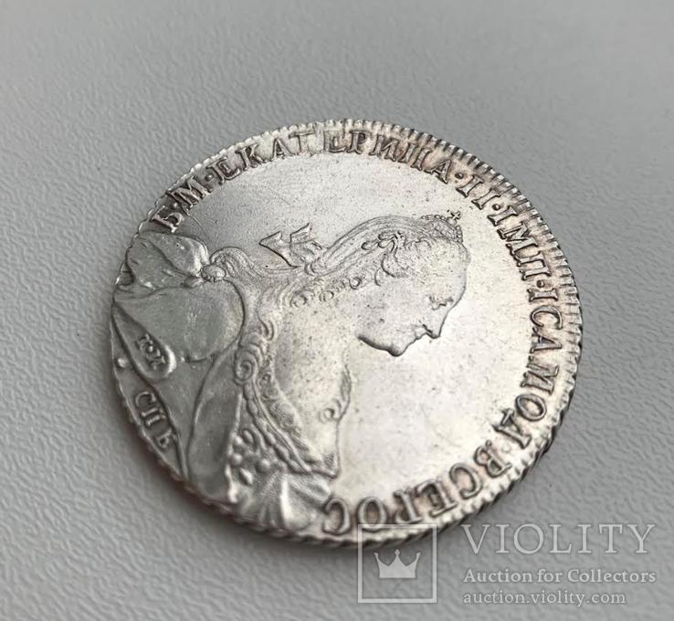 Рубль 1776 г, фото №3