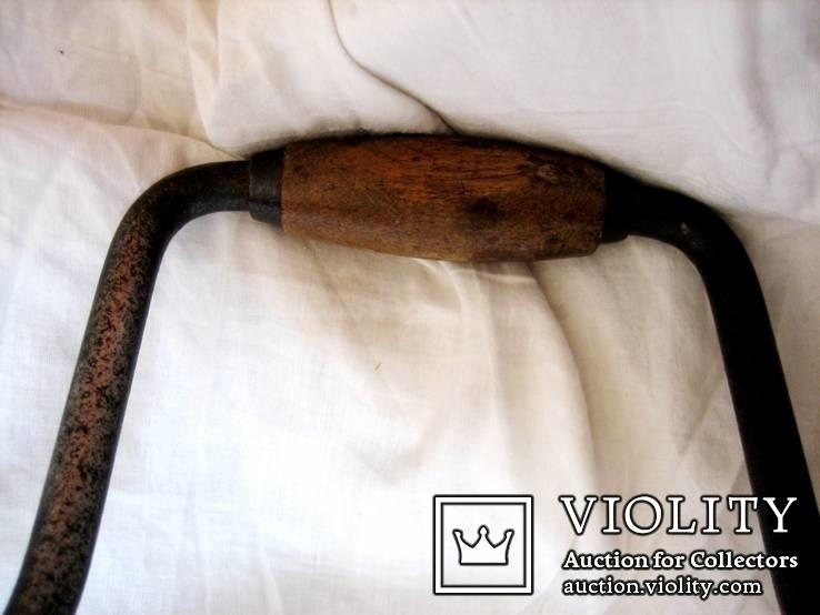 Старовинний столярний інструмент - 1, фото №4