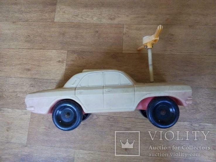 Детская машинка Волга  СССР, фото №3