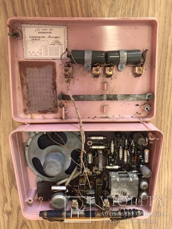 Радиоприёмник Атмосфера, фото №2