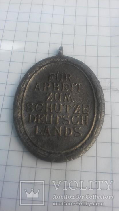 Копия за обор.герм.земель, фото №3