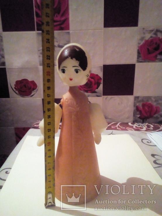 Кукла Алёнушка. Клеймо. Производство ссср., фото №5