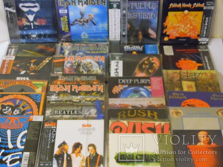 Мини-винилы , mini LP CD, хард-рок, фото №2