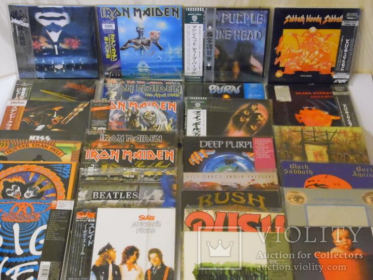 Мини-винилы , mini LP CD, хард-рок, фото №3