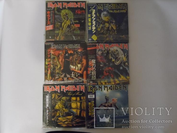 Мини-винилы , mini LP CD, хард-рок, фото №4