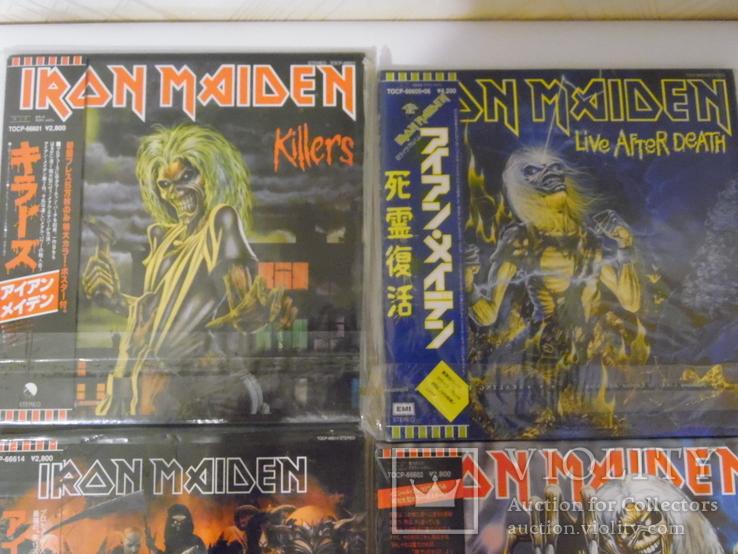 Мини-винилы , mini LP CD, хард-рок, фото №5