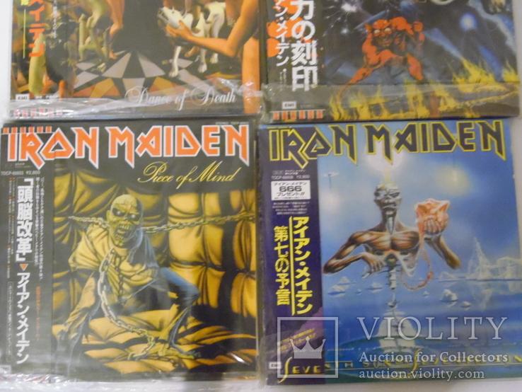 Мини-винилы , mini LP CD, хард-рок, фото №7