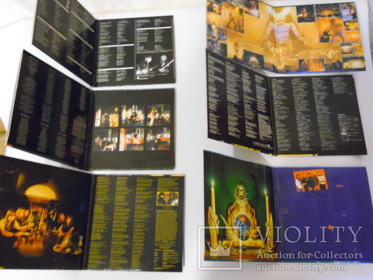 Мини-винилы , mini LP CD, хард-рок, фото №8
